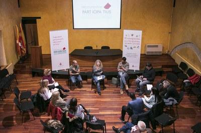 Moment de la trobada (Foto: Ajuntament/Lali Puig).