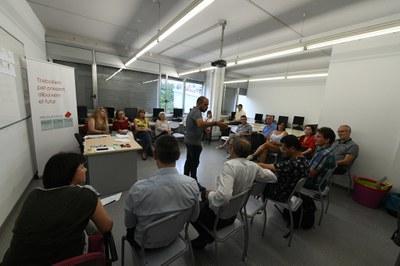 Debat de l'edició que ara acaba (Foto: Ajuntament/Localpres).
