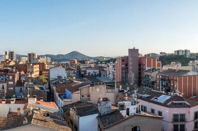 Rubí és un dels 61 municipis considerats àrees de mercat d'habitatge tens (foto: Ajuntament de Rubí - Xavi Olmos).