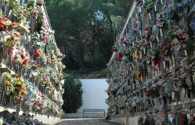 La imatge, informació i tracte del personal del Cementiri és un dels aspectes més ben valorats pels enquestats.