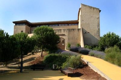El Museu Municipal Castell (MMUC) romandrà tancat del 22 de desembre al 6 de gener (foto: Lídia Larrosa).