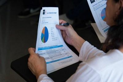 Els tallers permeten estalviar fins a la meitat de la despesa elèctrica (foto: Localpres).
