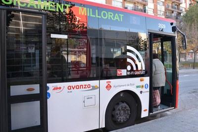 L'any 2017, 1.682.425 persones van utilitzar el servei de Rubí Bus.