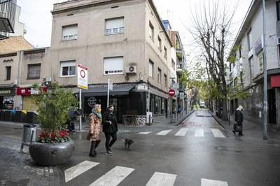 Les noves restriccions afecten especialment el sector de la restauració (foto: Ajuntament de Rubí – Lali Puig).