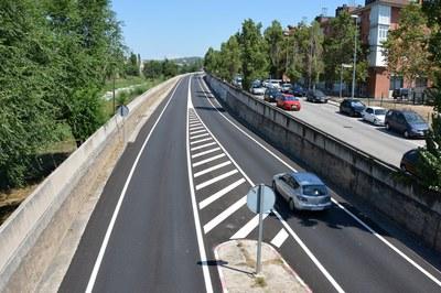 La Generalitat recomana evitar el vehicle privat .
