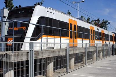 Amb aquests treballs, FGC garantirà la seguretat i continuïtat del servei ferroviari.