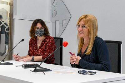 La presentació ha tingut lloc aquest dimarts (Foto: Ajuntament/Localpres).