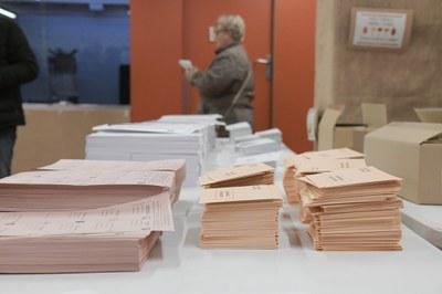 Les eleccions estan pendents del pronunciament del TSJC (Foto: Ajuntament/Localpres).