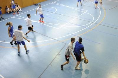 Les subvencions són per a la pràctica de l'esport federat i els Jocs Esportius Escolars (foto: Localpres).