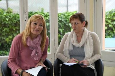 Martínez i García, durant la presentació del Pla local de joventut (foto: Localpres).