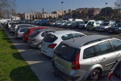 Un dels pagaments que s'han ajornat ha estat el de l'Impost sobre vehicles de tracció mecànica (foto: Ajuntament de Rubí – Localpres).