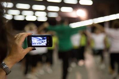 L'Ajuntament anima la ciutadania a fer fotos a la Festa Major i compartir-les (foto: Localpres).