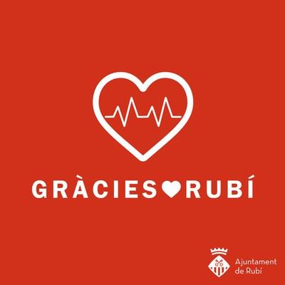Imatge de la campanya (Ajuntament de Rubí).