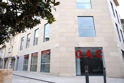 El cens es pot consultar de manera informàtica a l'OAC del Centre.