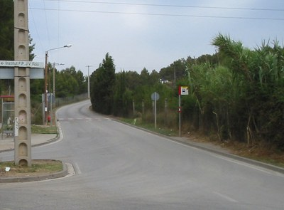 Camí d'Ullastrell