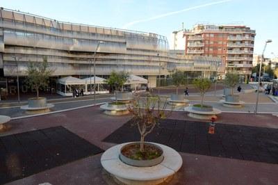 L'Ajuntament vol completar la transformació del Mercat (foto: Localpres).