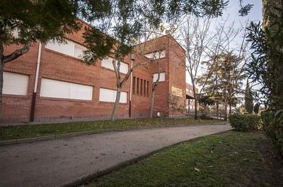 El casal s'ofereix a l'institut escola Teresa Altet (foto: Ajuntament de Rubí – César Font).