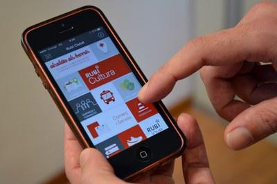 """L'app """"Rubí Ciutat"""" ja està disponible per a sistemes Android i iOS."""