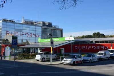 La fotolinera del Rubí Forma (foto: Localpres).