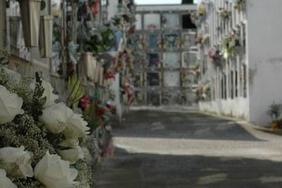 Els dies previs a Tots Sants, el cementiri amplia el seu horari d'obertura per satisfer les necessitats dels visitants.