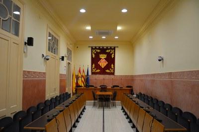 El reglament entrarà en vigor quan s'aprovi de forma definitiva (foto: Ajuntament de Rubí).