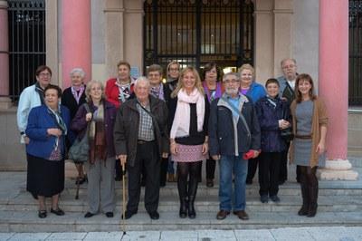 El Consell Consultiu de la Gent Gran de Rubí celebra un plenari anual (foto: Localpres).