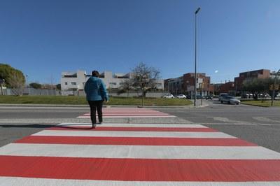 Més endavant, el Consistori desenvoluparà els apartats relatius a transport i comunicació (foto: Ajuntament de Rubí).