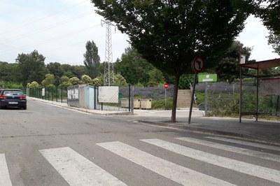 El carril bici discorrerà per un tram del carrer Mallorca.