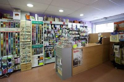 Els comerços poden aconseguir ajuts per a diversos tipus de millores (foto: Ramon Vilalta).