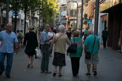 Els comerciants tenen temps fins al 22 de juny per optar a les subvencions (foto: Localpres).