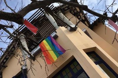 El Punt Jove LGTBI atén a la Torre Bassas.