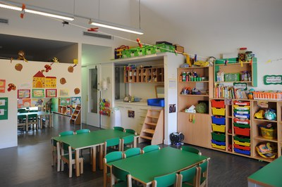 Escola bressol La Bruna (foto: Lídia Larrosa).