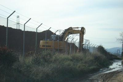 El Consistori ha comprovat en diverses visites d'inspecció que les obres a Can Balasc no s'han aturat.