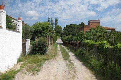Imatge del carrer de Sierra Nevada (foto: Ajuntament de Rubí).