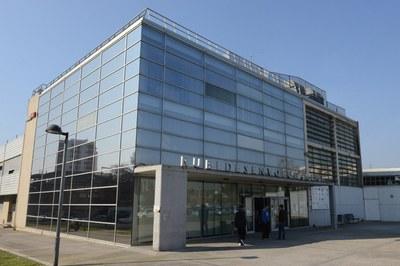 La formació es fa a l'edifici Rubí Desenvolupament (foto: Localpres).