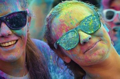 El Holi Dolly Rubí Festival és una de les novetats de la Festa Major.