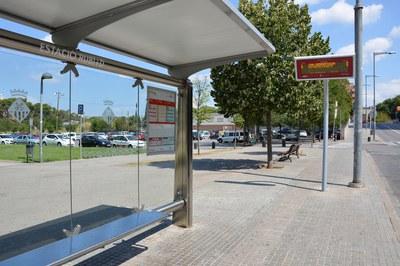 Les línies 4 i 5 de RubíBus es reforcen en hora punta (foto: Ajuntament de Rubí).