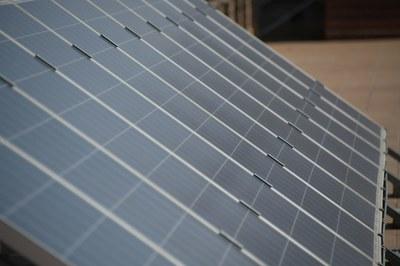 L'ordenança suposa una simplificació dels tràmits per a la instal·lació de fotovoltaica (foto: Ajuntament de Rubí).