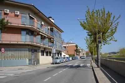 Al passeig de la Riera es renovaran totes dues voreres en el tram comprès entre els carrers de Pau Roca i del Pont.