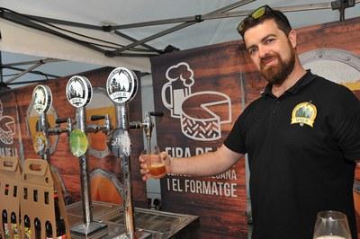 La cervesa artesana, gran protagonista de la fira (foto: Localpres)
