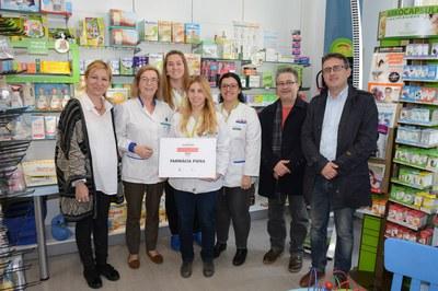 Farmàcia Piera (foto: Localpres)