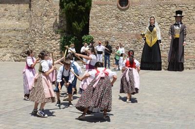 Ballada de l'Escola de l'Esbart (foto: Localpres)