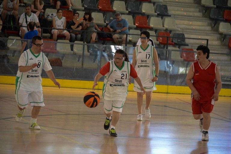 La Festa de l'Esport Adaptat (foto: Localpres)