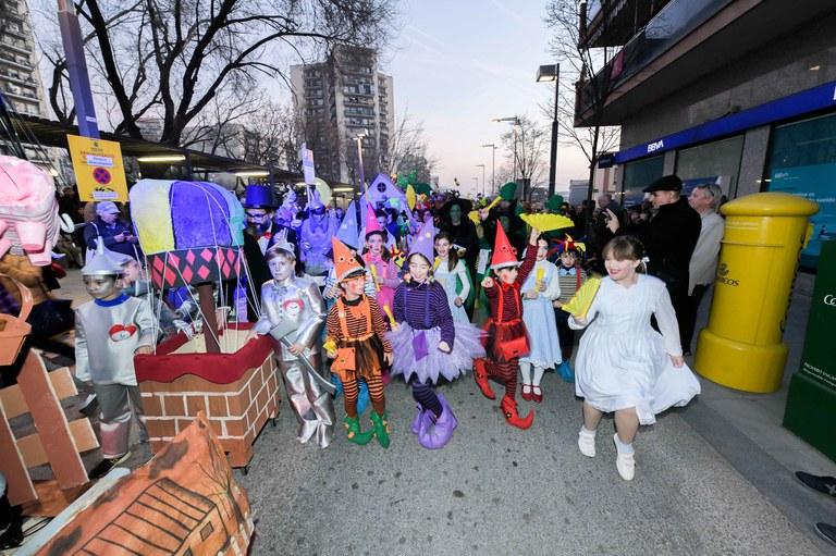 """La proposta """"La Torre d'Oz"""", de l'Escola Torre de la Llebre, ha quedat en segona posició (foto: Ajuntament de Rubí - Localpres)"""