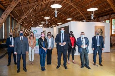 L'assemblea ha tingut lloc a La Nau Gaudí de Mataró (Foto: Romuald Gallofré).