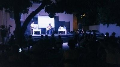 Els vespres a l'Ateneu agafen protagonisme (Foto: Ateneu).