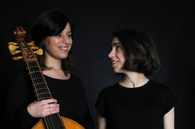Duet The Voice of the Viol (foto: The Voice of the Viol).
