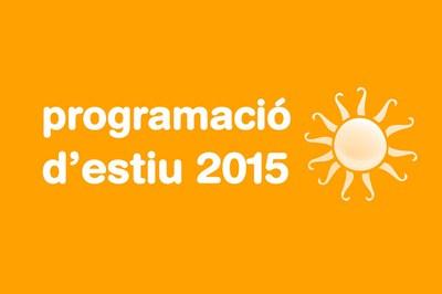 L'Ateneu ha preparat una programació molt estiuenca per aquest proper mes de juliol.