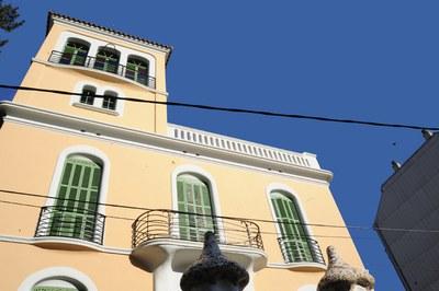 Les sessions es faran a la Sala Noble de l'Ateneu (foto: Lídia Larrosa).