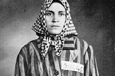 50.446 és el número d'identificació que tenia assignat Neus Català al camp de concentració de Ravensbrück (foto: Fundació Pere Ardiaca).